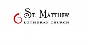 St Matthew logo mobile