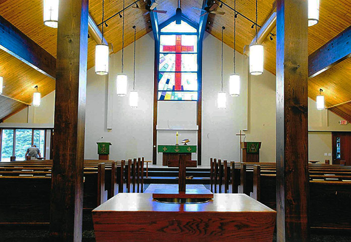 Inside of church 2b